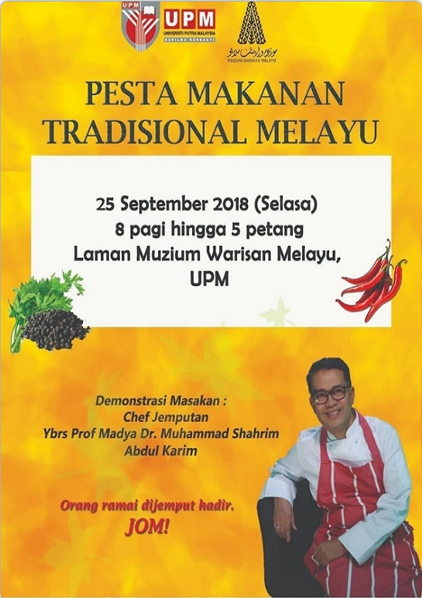 Traditional Malay Food Festival